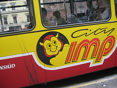 City Imp Dublin Bus
